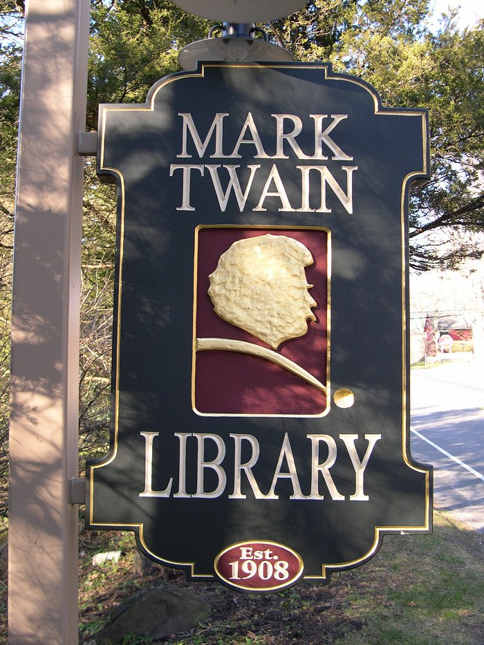 The Mark Twain Library